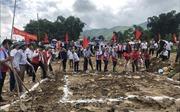 Xây nhà 50 nhà tái định cư cho người dân vùng 'rốn lũ' tại Yên Bái