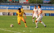 V.league 2018: Công làm, thủ phá khiến FLC Thanh Hóa bị 'văng' khỏi tốp 3