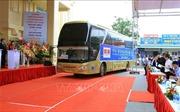Thí điểm tuyến vận tải đường bộ quốc tế Việt - Trung
