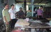 Phát hiện số lượng lớn bánh trung thu không đảm bảo vệ sinh an toàn thực phẩm