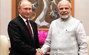 Thước đo lòng tin chiến lược Nga - Ấn Độ