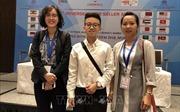 Doanh nghiệp Việt Nam quảng bá sản phẩm tại Hội chợ hóa chất ở Ấn Độ