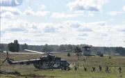Ukraine khởi động cuộc tập trận không quân quy mô lớn với NATO