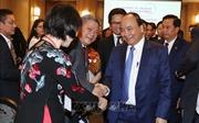 Thủ tướng Nguyễn Xuân Phúc dự Diễn đàn Doanh nghiệp Việt Nam-EU và Bỉ