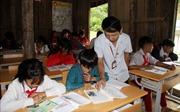 Xây dựng Đảng, chính quyền ở vùng đồng bào dân tộc Mảng - Bài cuối: Chú trọng phát triển nhân lực