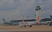 Nhiều chuyến bay của Jetstar phải đổi hướng, ngừng khai thác do ảnh hưởng của bão số 8