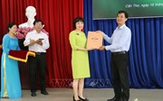 Hồi ký của các nhà báo liệt sĩ được trao tặng cho Bảo tàng Báo chí Việt Nam