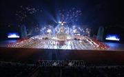 Ấn tượng Lễ khai mạc Đại hội Thể thao toàn quốc lần thứ VIII năm 2018