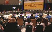 APEC thông qua bản hướng dẫn về cho vay đầu tư cơ sở hạ tầng chất lượng