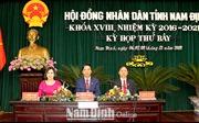 Nam Định: Tập trung gỡ vướng mắc, tạo đà phát triển kinh tế