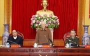 Đảng ủy Công an Trung ương giới thiệu cán bộ quy hoạch Ban Chấp hành Trung ương