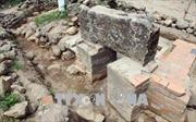 Khai quật khảo cổ di tích Lăng miếu Triệu Tường do vua Gia Long xây dựng