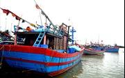 Ngư dân Quảng Nam hối hả vươn khơi dịp cuối năm