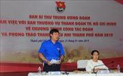 Thành đoàn TP Hồ Chí Minh: Đổi mới phương thức tập huấn cán bộ
