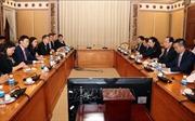 TP Hồ Chí Minh và Singapore thúc đẩy hợp tác phát triển công nghệ cao