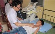 Khám, sàng lọc tim miễn phí cho trên 2.200 trẻ em