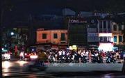 Xử lý 37 thanh thiếu niên tụ tập cổ vũ đua xe trái phép ở Tây Ninh
