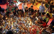 Nghệ An: Tết Trung thu sớm cùng 650 thiếu nhi xã biên giới Tam Hợp