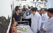 Phó Thủ tướng Vũ Đức Đam 'sốt ruột' với bệnh sởi