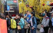 Tặng hơn 3.000 vé xe cho sinh viên khó khăn về quê đón Tết