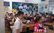 Triển khai chương trình mới, khó đảm bảo dạy học 2 buổi/ngày