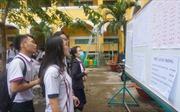 Nhiều trường ĐH tại TP Hồ Chí Minh công bố điểm chuẩn trúng tuyển