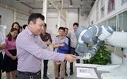 Lần đầu tiên Việt Nam có Trung tâm kỹ thuật và dịch vụ Rô bốt