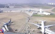 Điều chỉnh các chuyến bay do bão Mangkhut