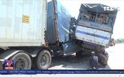 Tai nạn giao thông liên hoàn trên tuyến Quốc lộ 1A