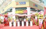 SHB khai trương chi nhánh Nam Định