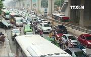 Hà Nội đã được phép thu phí phương tiện vào nội đô