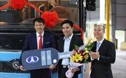 Thành viên tập đoàn BRG bàn giao 'khách sạn di động' Haeco Limousine thứ 150