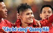 [MegaStory] 'Cậu bé vàng' Quang Hải