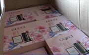 Đột kích kho hàng mỹ phẩm nghi làm giả từ Trung Quốc