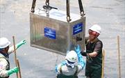 Hà Nội bắt đầu thí điểm làm sạch sông Tô Lịch bằng công nghệ nano