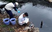 Sông Tô Lịch sau 3 ngày làm sạch bằng công nghệ Nhật Bản đã bớt 'bốc mùi'
