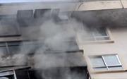 Cháy tại chung cư 17 tầng ở Hà Nội