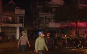 Cháy chợ trung tâm tại Đắk Lắk, thiêu rụi 45 ki ốt