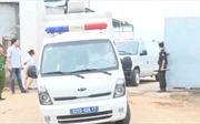 Đánh sập xưởng sản xuất tiền chất ma túy lớn tại Kon Tum