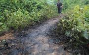 Đối tượng chủ mưu vụ đổ dầu thải sông Đà ra đầu thú