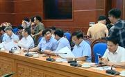 Khởi tố hình sự vụ án đổ dầu thải gây ô nhiễm nước sạch sông Đà