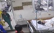 Nam bệnh nhân hành hung điều đưỡng tại bệnh viện Việt Đức