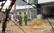 Công nhân tử vong nghi do điện giật tại công trường