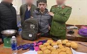 Sơn La bắt vụ vận chuyển 5.600 viên ma túy tổng hợp