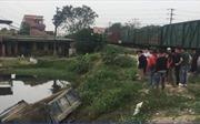 Tai nạn đường sắt tại Nghệ An khiến 1 người tử vong