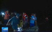 Lật ghe khiến 10 người bị nạn tại Quảng Nam