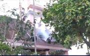 Cháy tại nhà thờ Cồn Dầu, thiêu rụi nhiều vật dụng