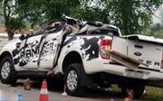 Tai nạn giao thông nghiêm trọng tại Hải Dương, 4 người thương vong