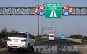 Đảm bảo an toàn giao thông trên cao tốc TP Hồ Chí Minh - Trung Lương