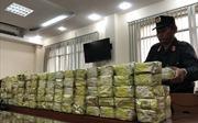 Biểu dương chiến công triệt phá vụ buôn lậu 300 kg ma túy